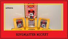 "DISNEY VINYLMATION 3"" ★ MICKEY'S CIRCUS EVENT ★ RINGMASTER MICKEY ★ LE 1500 ★"
