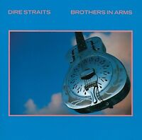 DIRE STRAITS - BROTHERS IN ARMS (2-LP) 2 VINYL LP NEU