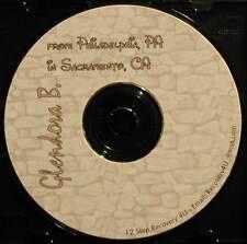 "Glendora B. ""I was a die hard dope fiend"" Narcotics Anonymous talk speaker CD"