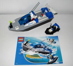 LEGO Turbo-Charged Police Boat Set 4669 - No Box