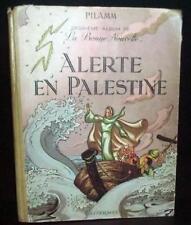 French Comic Book 1948 1st Pilamm, Alerte en Palestine