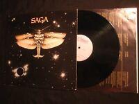 SAGA - Saga - 1978 Maze Vinyl 12'' Lp./ VG+/ Prog Hard Rock AOR