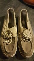Sperry top sider Men's Boat Shoes Size 10
