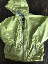 Gap 5t Girls Insulated Rain Jacket Green
