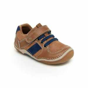 Toddler Stride Rite Toddler Boys SRT Wes Casual Shoe Truffle