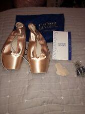 GAYNOR MINDEN Pink Pointe Shoes Ladies 10m READ