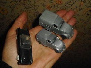 marque CLEF clé 2 CITROEN 2 CV +1 SIMCA promotionnelles BONUX norev minialux