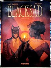 Blacksad - Âme rouge -  Canales et Guarnido - EO 2005