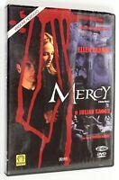 DVD MERCY - SENZA PIETA' 2000 Thriller Ellen Barkin Julian Sands Peta Wilson