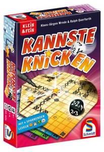 KANNSTE KNICKEN - Spiel - Schmidt - OVP
