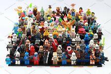 FILM SERIE TV CARTOONS Minifigures LEGO NUOVO custom Rocky Horror Sonic Alien