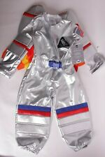 NWT Pottery Barn Kids Light Up Astronaut Halloween costume 3T Outer Space