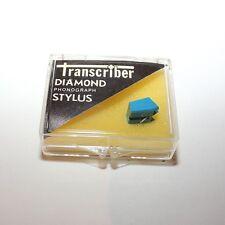 Transcriber #1190 Diamond Phonograph Stylus Needle  Sanyo STG9, G20 - MG-9 MG-10