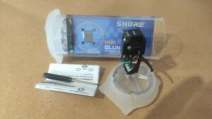 1 x Shure M44-G Cartridge, Original Stylus & Technics Headshell Great Condition!