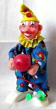 """AUTOMATE ARTHUR SCHÖNAU SONNI """"ASS""""- CLOWN AVEC BALLE ROUGE -DDR MADE IN GERMANY"""