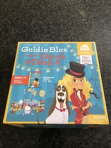 Goldie Blox and the Dunk Tank Children's Game STEM Toy