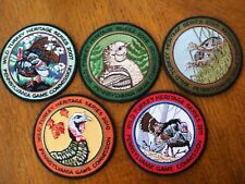 COMPLETE SET PA PENNSYLVANIA GAME COMMISSION WILD TURKEY HERITAGE 2007-2011
