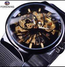 Designer Skeleton/mechanical Watch For Men Brand New 2017 Fashion Very Popular