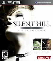 Silent Hill HD Collection [PlayStation 3 PS3 Survival Horror Includes 2 + 3] NEW