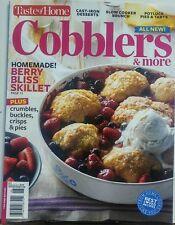 Taste of Home Cobblers Summer 2017 Homemade Berry Bliss Skillet FREE SHIPPING sb