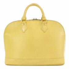 LOUIS VUITTON  M5214A Handbag Alma Epi Epi Leather