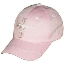Ford Mustang Hat Ladies Cap Pink Mach 1 GT SVT