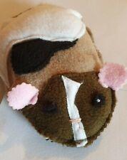 Fleece design guinea pig popcorn cushion bed toy Cage cosy & comfy. Rat ferret