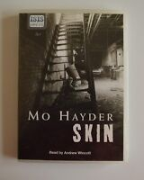 Skin - by Mo Hayder - MP3CD - Audiobook