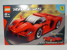 LEGO 8652 Racers - Enzo Ferrari 1:17 NEU UNGEÖFFNET / NEW SEALED