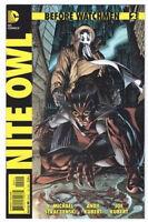 Before Watchmen Nite Owl Issue #2 DC Comics 2012