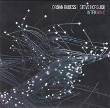 Jordan Rudess, Stephen Horelick – Intersonic CD NEW