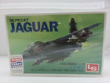 LS SEPECAT JAGUAR 1/144 Scale Model Kit NEW Sealed