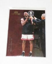1999/00 Michael Jordan Chicago Bulls Upper Deck MVP Moments Insert Card #MJ8 NM