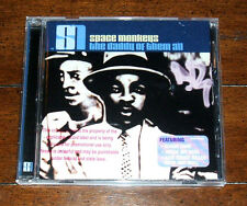 PROMO CD: Space Monkeys - The Daddy of Them All / Sugar Cane Let It Shine Acid