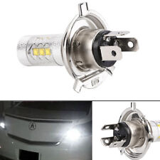 12V H4 80W 6000K Super Bright LED White Fog Turn Head Car Light Lamp Bulb JL