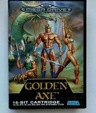 GOLDEN AXE for SEGA MEGADRIVE 'RARE & HARD TO FIND'