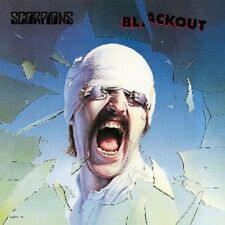 Scorpions - Blackout - New CD/DVD Album  - Pre Order - 13th July