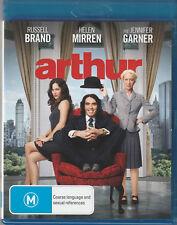 Arthur ( 2011 Blu-ray )
