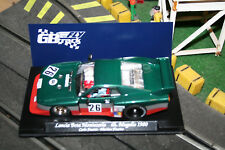 Gb track Lancia Beta Monte Carlo 6h mugello 1980 núm. art.. gb33