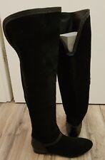 NEU Damen Overknee Stiefel Echtleder Gr. 38 Apart Schwarz UVP 259€ SONDERPREIS!