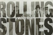Rolling Stones Book:Rolling with the Stones by BILL WYMAN (2002, 1st Ed)