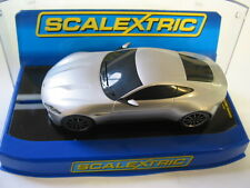 SCALEXTRIC ASTON MARTIN DB10 set car (JAMES BOND SPECTRE) DPR PLAIN BOX