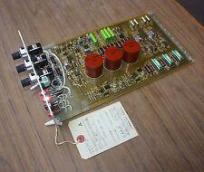 Mitsubishi GS9551 - P01 SVHT-AA PLC CARD AUTOMATIC VOLTAGE REGULATOR GS-9551