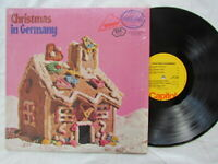 Christmas In Germany,Vinyl lp, Capitol International Series,SM-10095