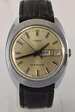Timex Handaufzug Herrenuhr mit Datumsanzeige