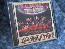 "THE DOOBIE BROTHERS ""LIVE AT WOLF TRAP"" JAPAN IMPORT"