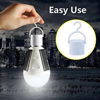 Lightweight & Multi-Functional Solar Powered LED Bulb Light 7W Emergency Bulb