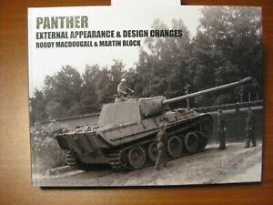 Abteilung 502 Panther External Appearance & Design Changes