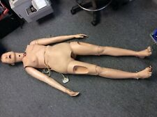 Laerdal Nursing Anne Full Body Manikin Patient Simulator Mastectomy Intubation