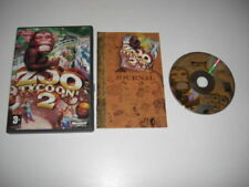 ZOO TYCOON 2 Pc Cd Rom base game - FAST DISPATCH